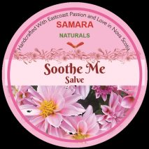"""Chamomile Lavender """"Breakouts, Soothing"""" Salve"""
